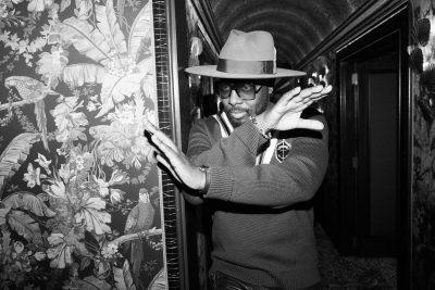 Wyclef Jean, London